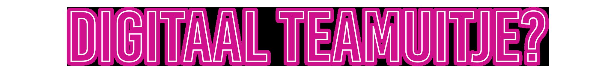 Bedrijfsuitje Logo